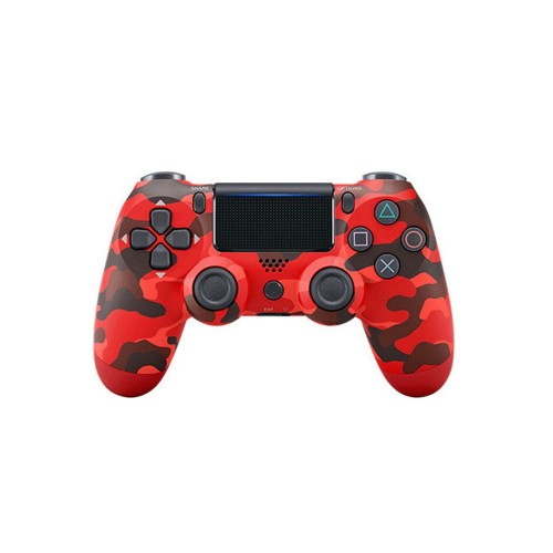 Doubleshock 4 Wireless Controller for PS4, PS TV & PS Now (Camouflage Red)