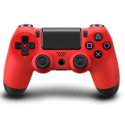 Doubleshock 4 Wirelles Controller for PS4, PS TV & PS Now (Red)