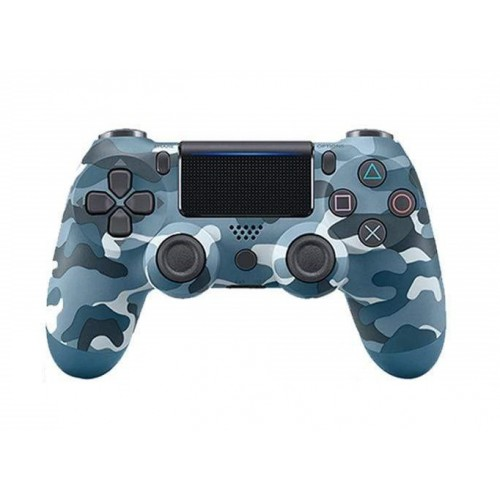 Doubleshock 4 Wireless Controller for PS4, PS TV & PS Now (Camouflage Blue)